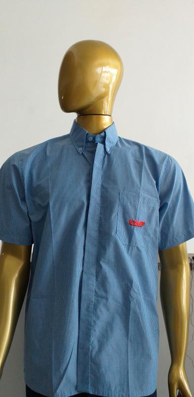 Camisa social para uniforme