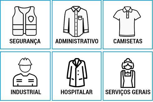Empresa de uniformes profissionais sp