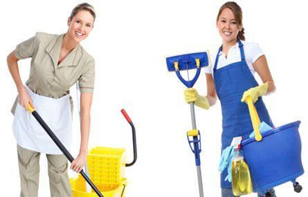 Uniformes profissionais para limpeza