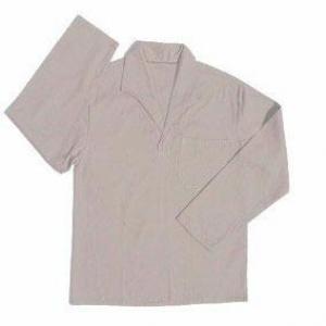 Uniforme brim manga longa